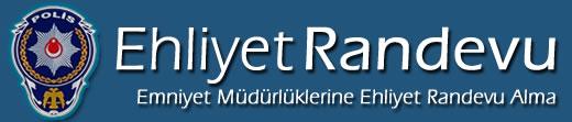 Ehliyet Randevu logo